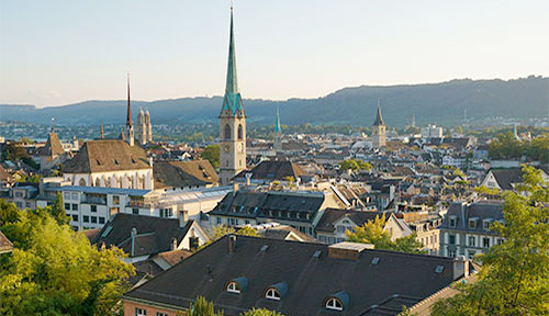 Franklin University Switzerland Zurich Program